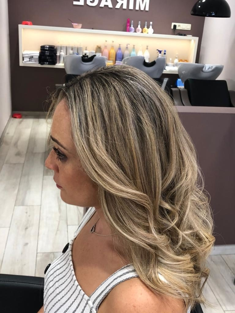 COUPE FEMME MIRAGE COIFFURE
